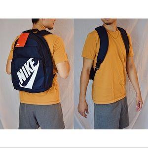 NEW Nike Backpack (Navy Blue / White)